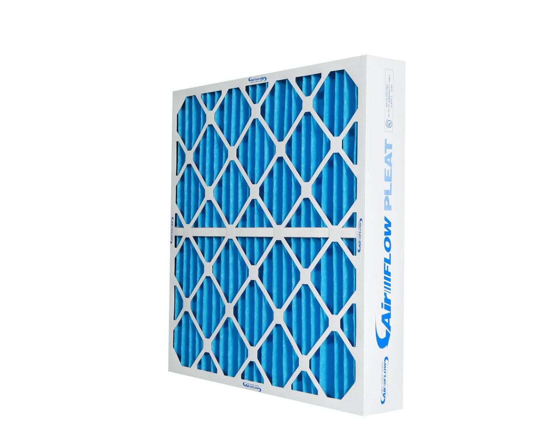 20x24x4 MERV 10 HVAC/Furnace pleated air filter