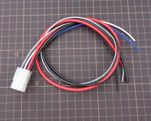 Power Cable For ICOM IC-M25 M25D M80 M100 M120 M125 M126 M127 M500 Marine Radio