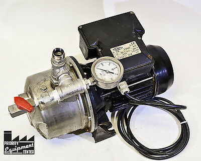 Wel-bilt M99 1-hp Water Pump Electric V. 110 Hz No 844937 Free Shipping