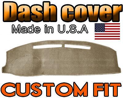 Fits 1991-1994  CHEVROLET CAVALIER  DASH COVER MAT  DASHBOARD PAD / BEIGE