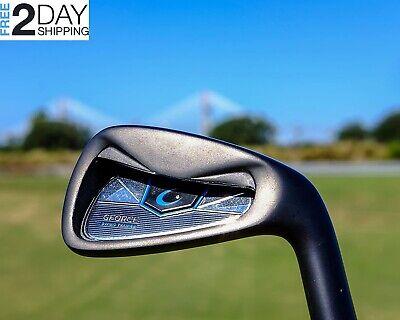 GForce Golf Swing Trainer 7 Iron Flexible Shaft Hittable Training Aid Right Hand