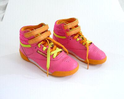 Reebok Freestyle Hi Kids Sneaker 50142