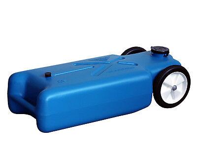 - 11747 Barker Mfg. Portable Waste Holding Tank 15 Gallon Tank