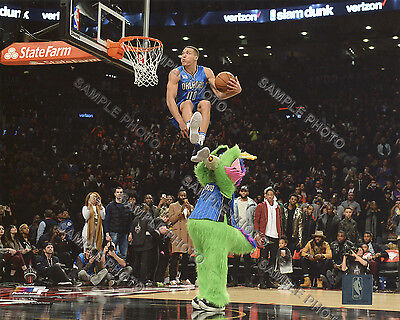 Aaron Gordon Slam Dunk Contest 2016 NBA All-Star Game Sit Chair 8x10 -