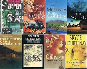 Australian Fiction Books - All The Great, Modern & Classic Titles Ferny Hills Brisbane North West Preview