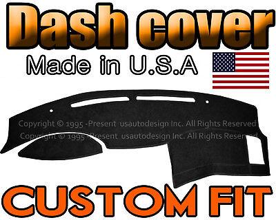 Fits 2003-2008 INFINITI FX35 FX45 FX50 DASH COVER MAT DASHBOARD PAD / BLACK