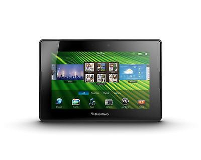BlackBerry PlayBook Tablet (RDJ21WW) 32GB, Wi-Fi, 7in, Black - B Grade