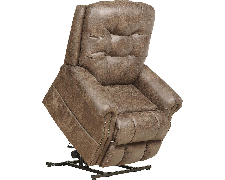 CATNAPPER Ramsey Power Lay Flat Recliner Lift Chair 4857 122