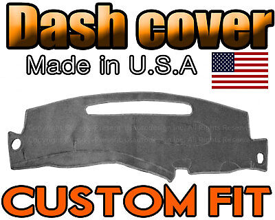 1998 1999 2000 2001 2002 2003 2004 2005  CHEVROLET S10 DASH COVER/ DARK GREY