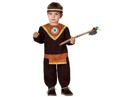 - Verkleidung Indianer, Baby, Größe: 6-12 Monate (Baby Verkleiden Kostüme)