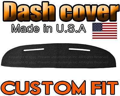 fits 1973 1974 1975 1976 1978 1979  FORD F150  F250 F350 DASH COVER MAT  / BLACK
