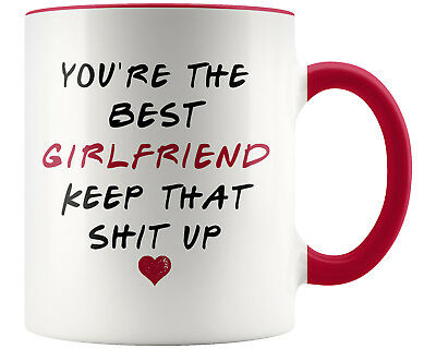 Best Girlfriend Mug, Best Gf Mug, Gift For Best Girlfriend, Girlfriend Birthday