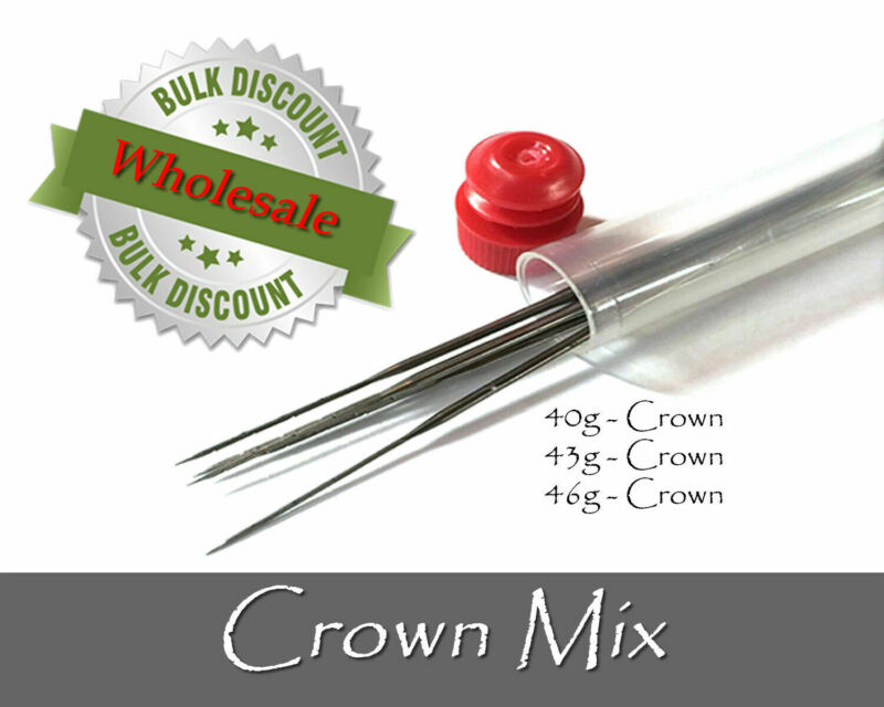Crown Mix felting needles - Bulk - Wholesale