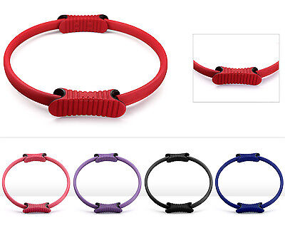 """Yes4All Pilates Ring Magic Circle Grip Yoga Ring Fitness Power 14"""" - ²S5LHF"""