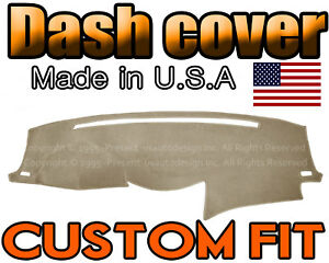 fits 2004-2009  LEXUS RX 300 330 350  DASH COVER MAT DASHBOARD PAD  /  BEIGE