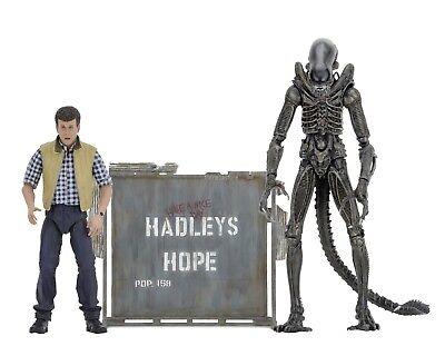 "Aliens - 7"" Scale Action Figures – Hadley's Hope Set - NECA"