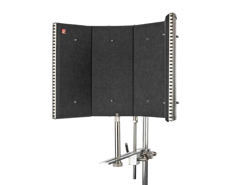 se electronics reflexion filter pro portable vocal booth pro audio la ebay. Black Bedroom Furniture Sets. Home Design Ideas