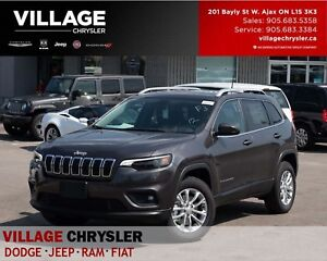 2019 Jeep Cherokee North|4X4|Cold Whether|Comfort/Conven Grp|App