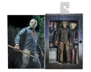 Friday the 13th Part 4 Jason Voorhees figure
