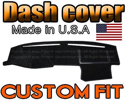 Fits 2001 - 2005  HONDA  CIVIC   DASH COVER MAT  DASHBOARD PAD  / BLACK ()