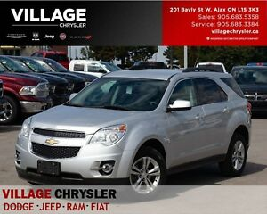 2014 Chevrolet Equinox 2LT|AWD|NAV|Leather|Remote|Back Up Cam