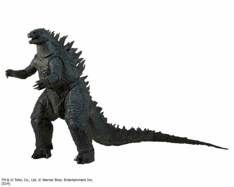"Godzilla - 24"" Head To Tail Action Figure With Sound - Modern Godzilla - Neca"