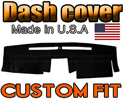 Nissan Frontier Dash Cover (Fits 2007-2018  NISSAN  FRONTIER  DASH COVER MAT  DASHBOARD PAD  / BLACK )