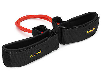 Lateral Resistor Leg Trainer Strength Speed Resistance Training Band - ²SYYKF