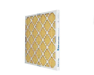 10x24x1 MERV 11 HVAC/Furnace pleated air filter - Air Flow Furnace Filter