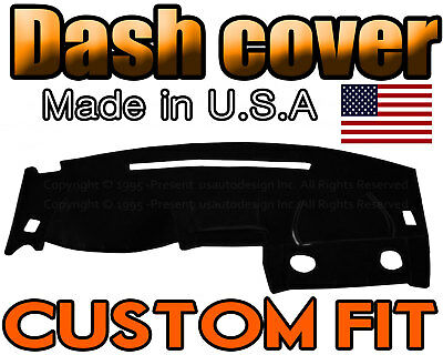 Fits 2000-2005  MITSUBISHI ECLIPSE  DASH COVER MAT DASHBOARD PAD / BLACK Mitsubishi Eclipse Dashboard