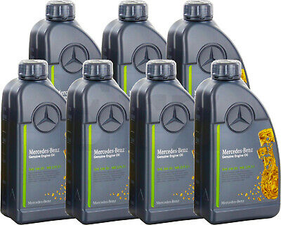 7 Liter Original Mercedes Benz MB 229.51 5W-30 Motoröl 5W30 Genuine Engine Oil