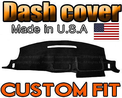fits 1997-2005  CHEVROLET  VENTURE   DASH COVER MAT DASHBOARD PAD  /  BLACK