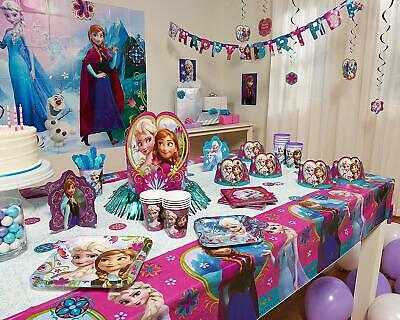 Frozen Birthday Party Decorating Kit Supplies 7