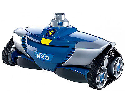 - Zodiac Baracuda MX8 In-Ground Robotic Automatic Swimming Pool Cleaner