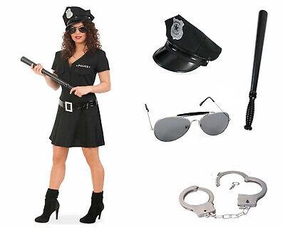 KarnevalsTeufel Set Police Woman 2. Wahl Officer Cop Uniform Polizistin 12984413
