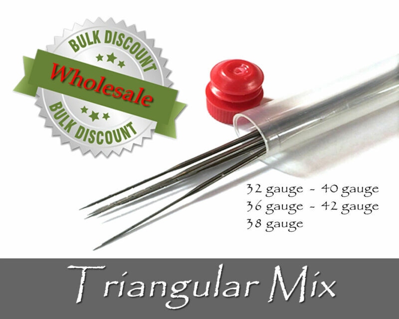 Triangle Mix felting needles - Bulk - Wholesale