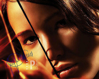 "Jennifer Lawrence 10""x 8"" Signed Color PHOTO REPRINT"