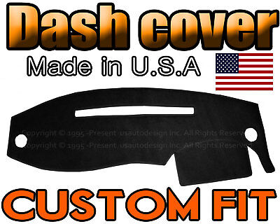 fits 1995-2001  FORD  EXPLORER  DASH COVER MAT DASHBOARD PAD /  BLACK - Ford Explorer Dash Cover