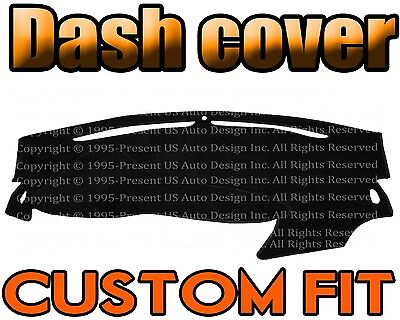 Fits  2013 - 2017  DODGE  DART  DASH COVER MAT DASHBOARD PAD / BLACK