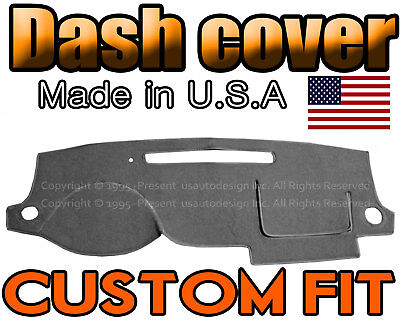 fits 2006-2008  CHEVROLET UPLANDER DASH COVER MAT DASHBOARD PAD /  CHARCOAL GREY