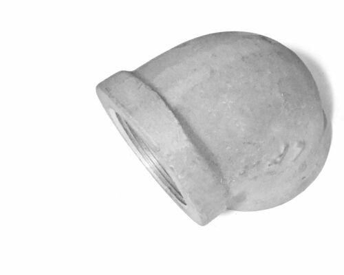 "2"" Aluminum Threaded NPT 90 Elbow"