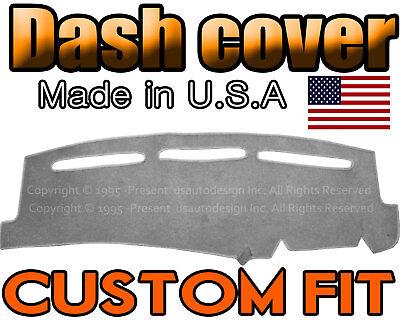 - fits 2000-2006  GMC  YUKON   DASH COVER MAT DASHBOARD PAD  /   LIGHT  GREY