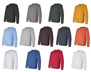 CHAMPION-50-50-Mens-S-XL-2XL-3XL-Pullover-Crewneck-Sweatshirt-S127-Jumper-S600