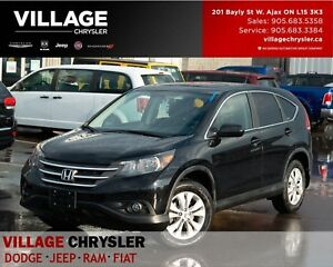 2012 Honda CR-V EX|Accident Free|Sunroof|New Brakes
