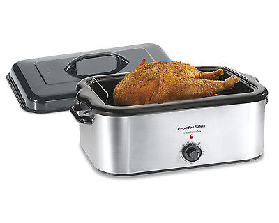 Proctor-Silex-22-Quart-Stainless-Steel-Electric-Counter-Roaster-Oven---32230A