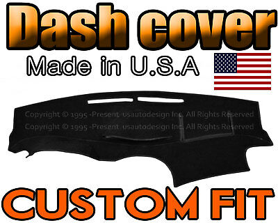 Fits 2006-2012  MITSUBISHI ECLIPSE  DASH COVER MAT DASHBOARD PAD / BLACK Mitsubishi Eclipse Dashboard