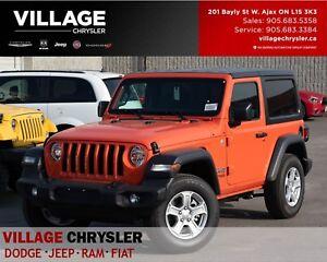 2018 Jeep All-New Wrangler Sport S
