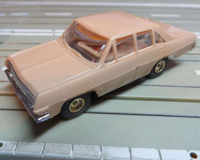 Faller AMS mint Opel Diplomat with Block engine