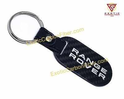 Range Rover REAL Carbon Fiber Key Fob 2x2 Gloss