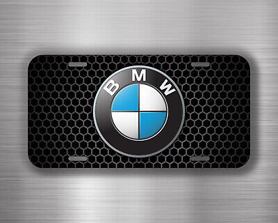 BMW  Vehicle License Plate Front Auto Tag Car YS192